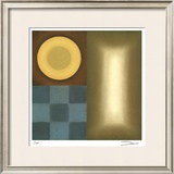 Patterns of Reason III Limited Edition Framed Print by Deac Mong