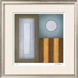 Patterns of Reason IV Limited Edition Framed Print by Deac Mong