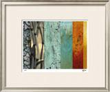 Bamboo & Lilies I Limited Edition Framed Print by M.J. Lew