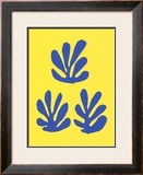 Couverture du Catalogue, c.1951 Posters by Henri Matisse