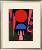 Paques, c.1949 Art by Auguste Herbin