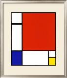 sans titre Poster by Piet Mondrian