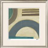 Retro Inspired IV Limited Edition Framed Print by  Judeen
