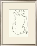 Nu, c.1949 Poster by Henri Matisse