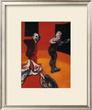 Trois Etudes pour une Crucifixion, c.1962 Prints by Francis Bacon