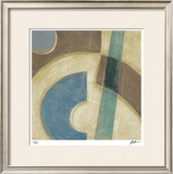 Retro Inspired VI Limited Edition Framed Print by  Judeen
