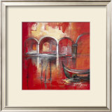 Venise Mysterieuse II Prints by Annie Manero