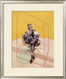 Study for Portrait, c.1971 Prints by Francis Bacon