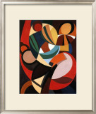 Composition, c.1936 Art by Auguste Herbin