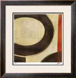 Retro Inspired II Limited Edition Framed Print by  Judeen