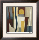 Passing Through III Limited Edition Framed Print by  Judeen