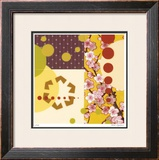 Random Thoughts 602 Limited Edition Framed Print by Audrey Welch