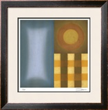 Patterns of Reason I Limited Edition Framed Print by Deac Mong