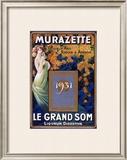 Murazette Framed Giclee Print by Gaspar Camps