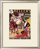 La Merveilleuse Coterie de Heller, 1907 Posters