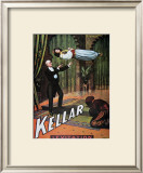 Kellar: Levitation, 1904 Posters