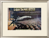 Leroy, Talma and Bosco Posters