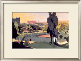 Harrogate, LNER Poster, 1930 Framed Giclee Print by Frank Mason