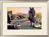 Harrogate, LNER Poster, 1930 Framed Giclee Print by Frank Mason