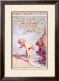 LNER, Walton on Naze Framed Giclee Print by Walter Bayes