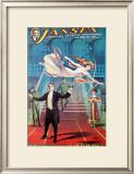 The Great Jansen, 1911 Prints