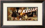 Keller the Magician Framed Giclee Print