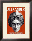 Alexander the Great Framed Giclee Print