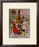 Kummel de le Neva Framed Giclee Print