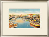 Fisherman&#39;s Wharf, San Francisco Print