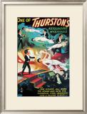Thurston's Levitation, 1935 Prints