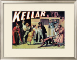 Kellar: The Witch, The Sailor and the Enchanted Monkey, 1905 Prints