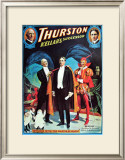 Thurston, Kellar's Successor Prints