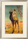 Rexki Framed Giclee Print by R. Vittelle