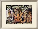 La Cremation, 1895 Prints