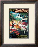 Thurston&#39;s Levitation, 1935 Art