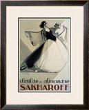 Clotilde et Alexandre Sakharoff Framed Giclee Print by Philippe Petit