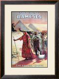 The Great Ramses, Mystic of the Orient, 1914 Posters
