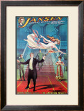 The Great Jansen, 1911 Posters