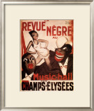 La Revue Negre, c.1925 Poster by Paul Colin