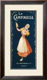 La Campinoise Framed Giclee Print
