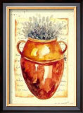 Brown Pot II Prints by Alie Kruse-Kolk