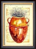 Brown Pot II Prints by Alie Kruse-Kolk