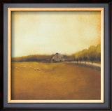 Rural Landscape I Print by Tandi Venter