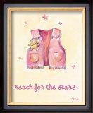 Little Pink Vest Prints by Catherine Richards