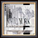 New York, WTC Why Prints by Marie Louise Oudkerk