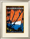 Los Angeles Steamship Company Prints