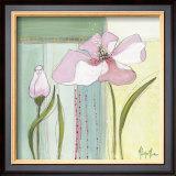 Pink Poppy I Prints by Milena More