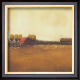 Rural Landscape II Prints by Tandi Venter