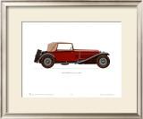 1930 Alfa Romeo Print
