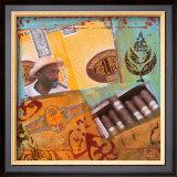Un Jour a Cuba III Prints by M. Sigrid